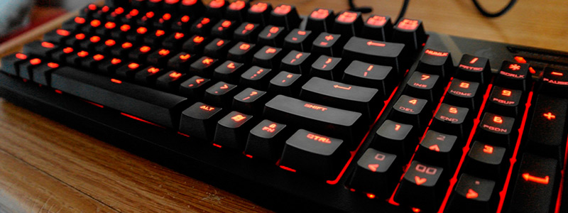 Storm Quickfire TK Review
