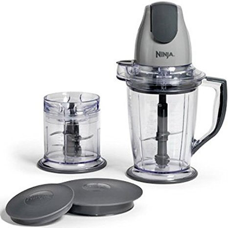 4. Ninja Master Prep Chopper, Blender, Food Processor