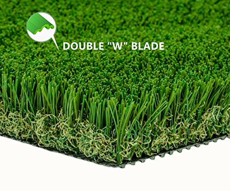 3. MTBRO Artificial Grass Rug