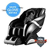 3D Kahuna Exquisite Rhythmic Massage Chair Hubot HM-078 - Black WG