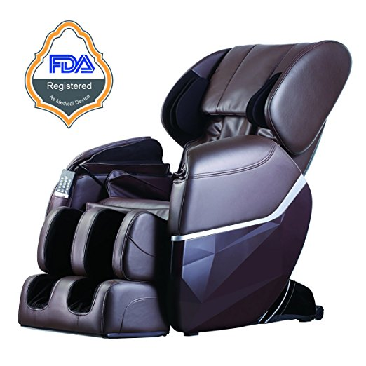 4. New Electric Full Body Shiatsu Massage Chair Recliner