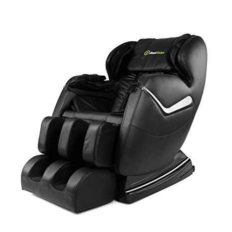 2. Electric Zero-Gravity Full-Body Shiatsu Real Relax Massage Chair