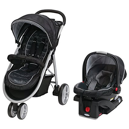 4. Graco Aire3 Click Connect Travel System