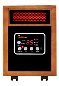 7. Dr Infrared Heater Portable Space Heater