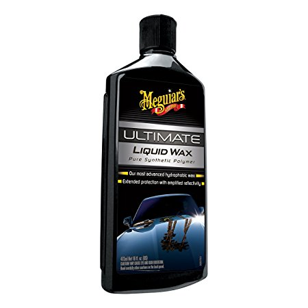 3. Meguiar's G18216 Ultimate Liquid Wax