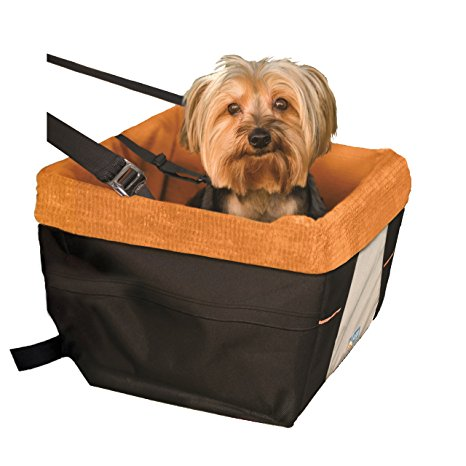 5. Kurgo Skybox Dog Booster Seat for Cars