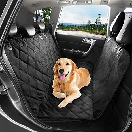 8. WINSEE Pet Seat Cover