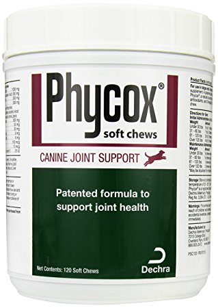 6. Phycox Canine Joint Support Soft Chews