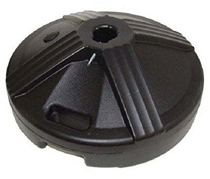 3. US Weight 50 Pound or Fillable Umbrella Base