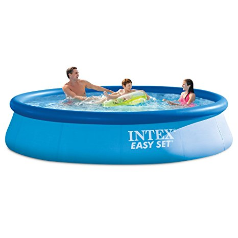 3. Intex 12ft X 30in Easy Set Pool Set with Filter Pump