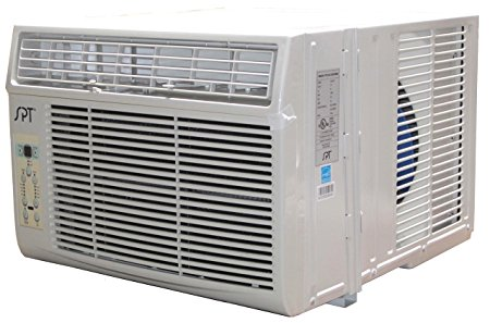 8. SPT WA-1222S 12,000BTU Window Air Conditioner