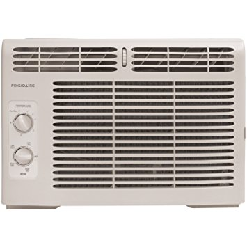 7. Frigidaire FRA052XT7 5,000-BTU Mini Window Air Conditioner