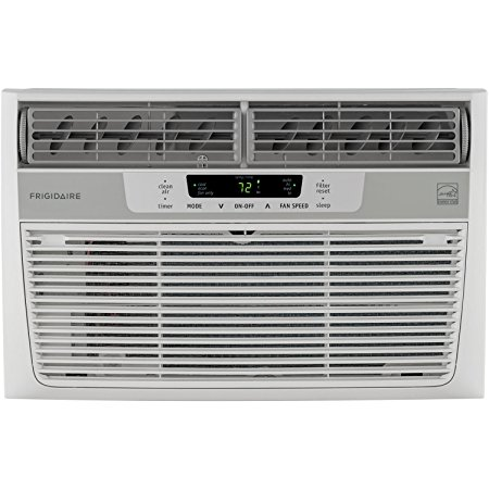 3. Frigidaire A/C/FFRE0833Q1 - 8000 BTU Window Air Conditioner