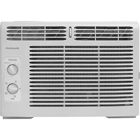 1. Frigidaire FFRA0511R1 5, 000 BTU 115V Window-Mounted Mini-Compact Air Conditioner